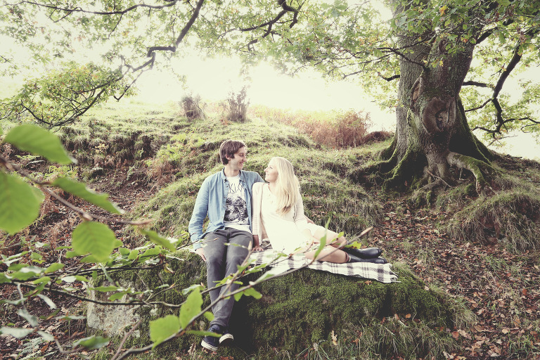 Alternative Devon Photographer farm wedding