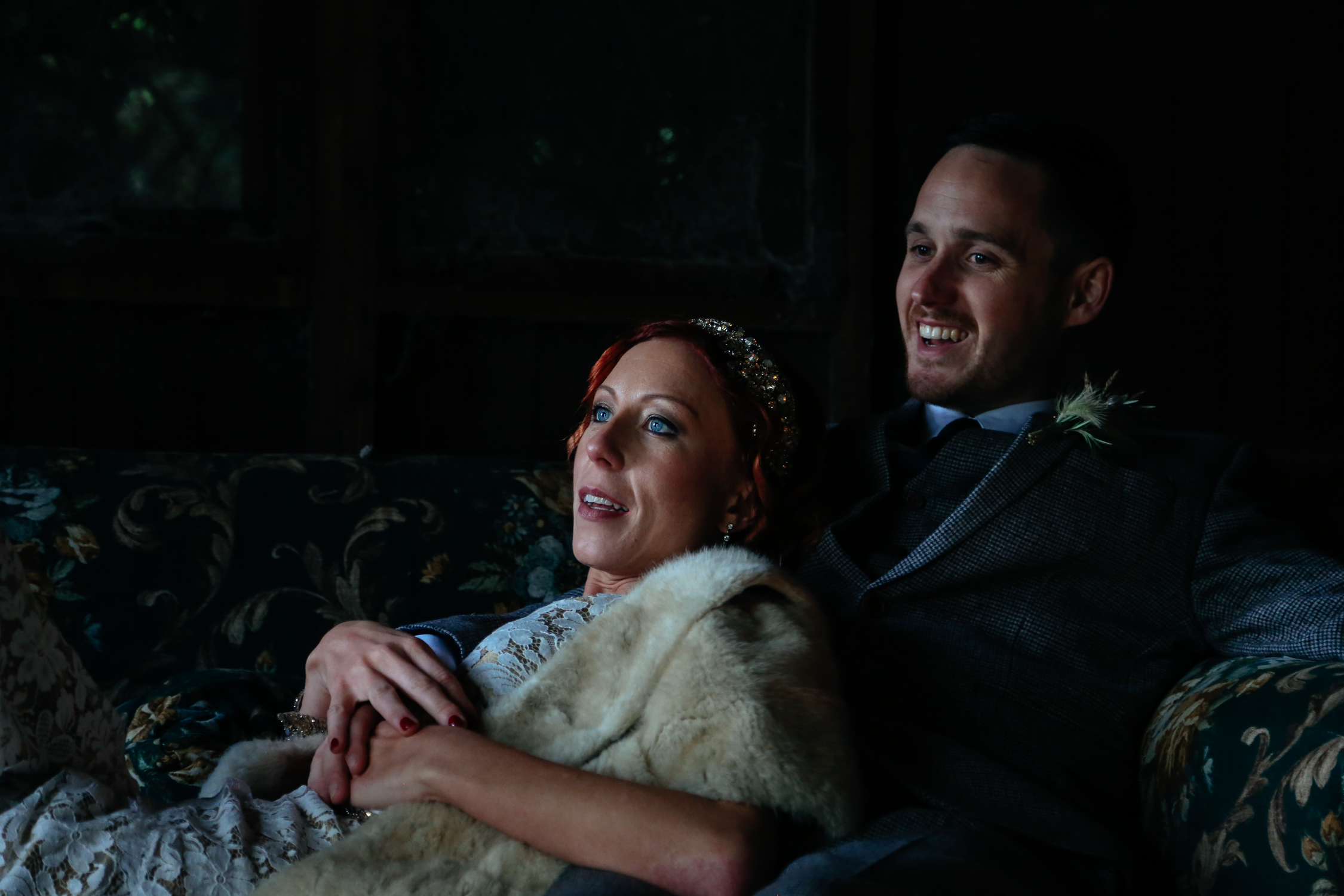 alternative wedding photography Norfolk