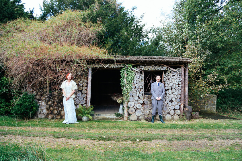 Narborough Hall Wedding, Norfolk