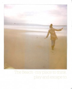 Polaroid-Beach-wedding-Devon
