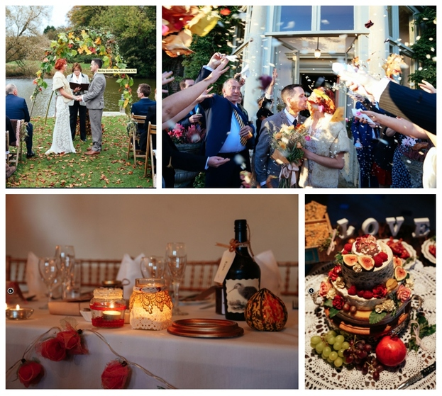 Places to get married outside Narborough Hallorfolk