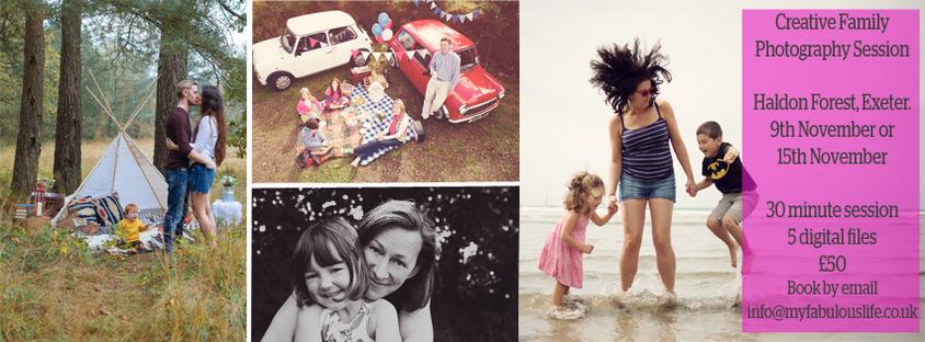 family photography exeter, local handmade christmas present, alternative family photography