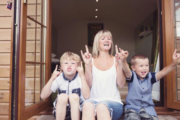 Tiverton Family photography
