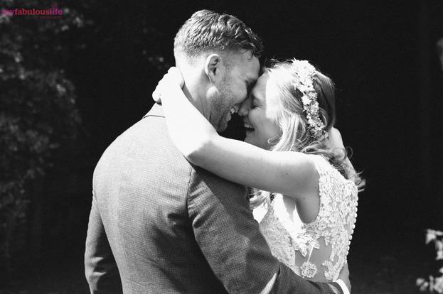 creative Somerset wedding photography