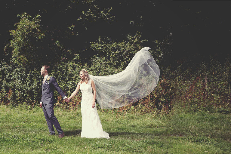 Somerset Garden Wedding with Mike and Zoe