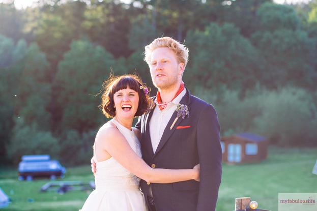 Middle Coombe Farm Wedding