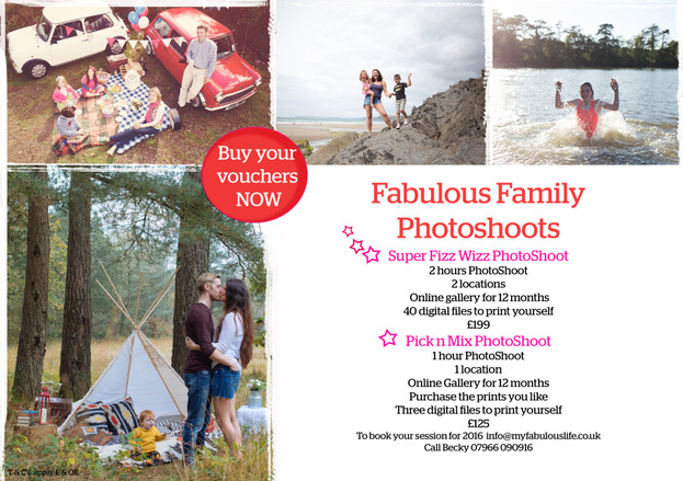 Devon Family photography sessions