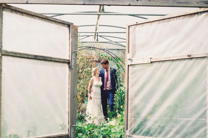 Oak Barn Rustic Wedding