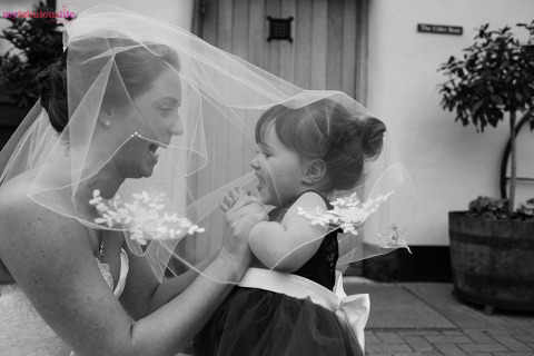 Devon Wedding Photographer Muddifords Court