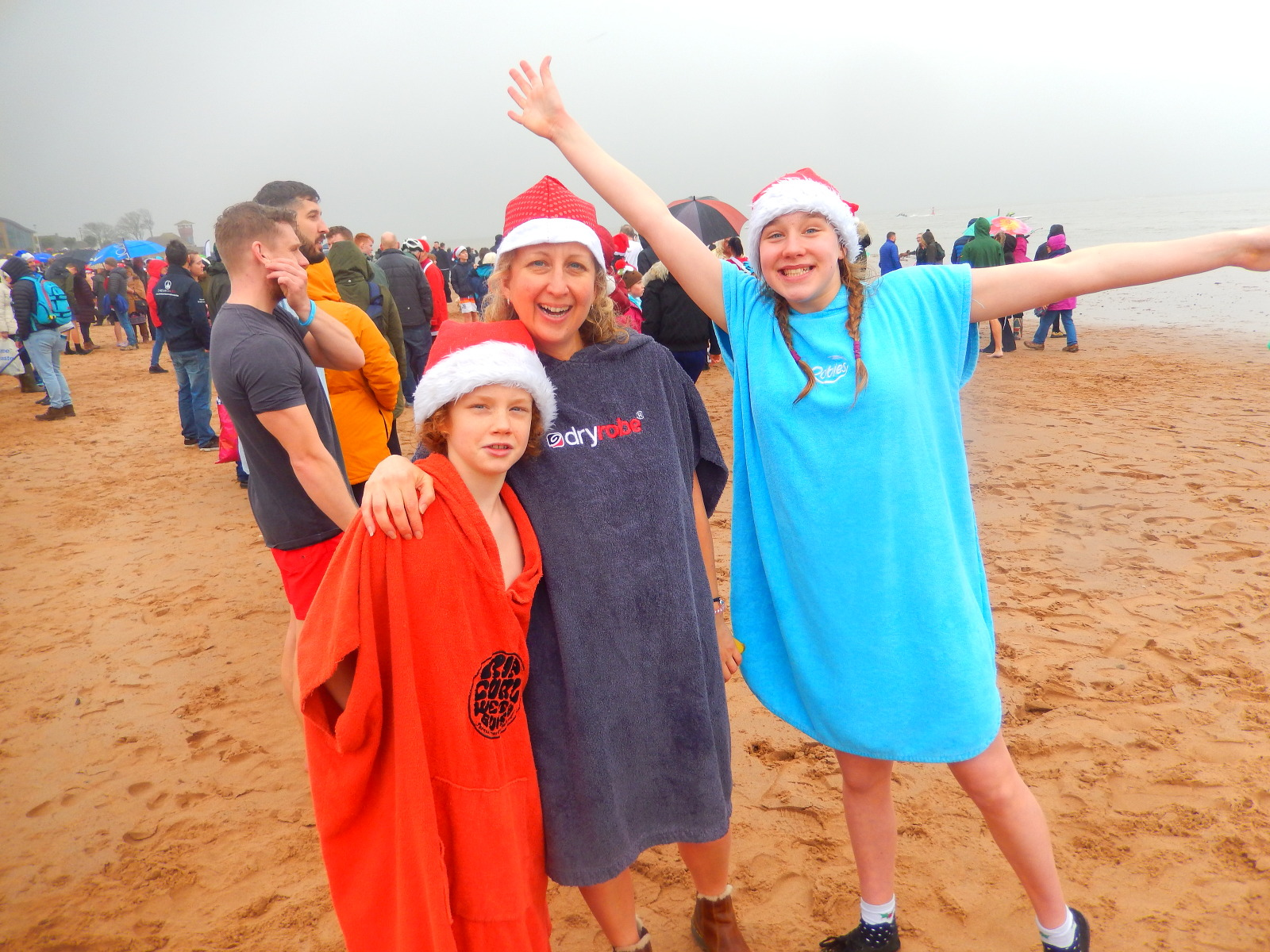 Exmouth Sea Swim